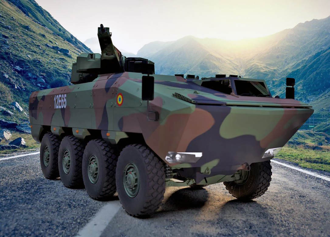 Romania, Rheinmetall reportedly close to signing contract to procure Agilis armored vehicles