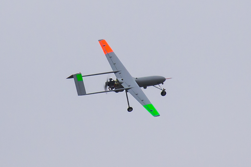 Ukraine rolls out new Gorlytsa tactical unmanned aircraft