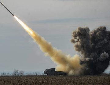 Ukraine successfully tests new 300mm guided rockets
