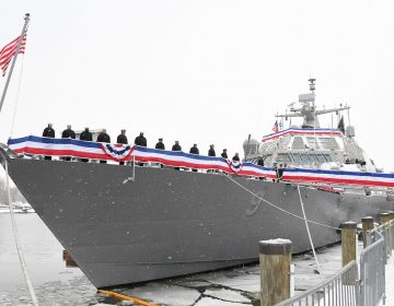 U.S. Navy commissions fifth Freedom-variant Littoral Combat Ship