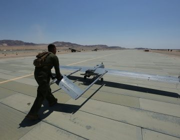 U.S. Marine Corps phases out the Shadow tactical unmanned aircraft system