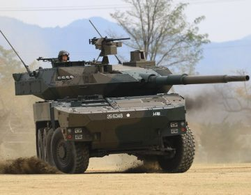 Japan orders more Type-16 Mobile Combat Vehicles