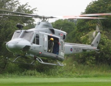 LifePort approved to equip the Bell 412EP aircraft with a Ballistic Protection System