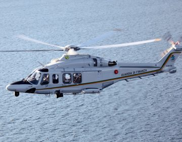 Italy orders eight AW139 new generation intermediate twin-engine helicopters