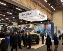 Plasan unveils its latest defence solutions at ExpoDefensa 2017