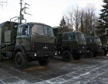 Belarus receives first Groza R-934UM2 jamming stations