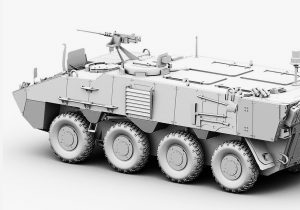 2017 editors' choice for best new armored personnel carriers