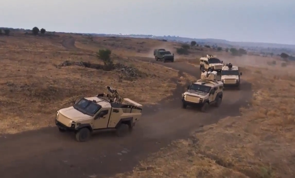 Yaron Roded: Choosing the best multi-mission armored vehicles