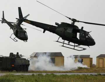 Denmark will increase defence spending to counter Russia's military activity in Europe