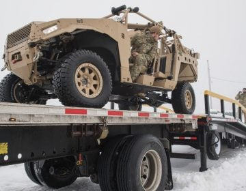 Canada receive first batch of DAGOR Ultra-Light Combat Vehicles