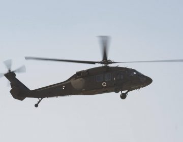 Afghan Air Force receives second batch of Black Hawk helicopters