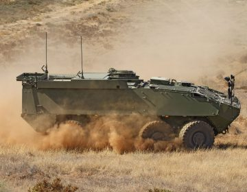 GDELS contracted to deliver 227 Piranha 5 wheeled armored vehicle to Romania