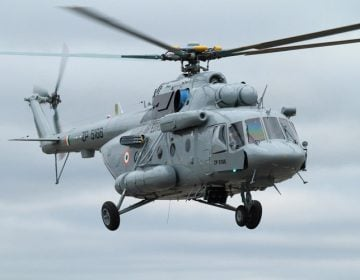 Russia to supply 48 Mi-17V-5 helicopters to India