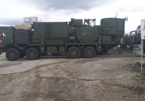 Turkey's newest electronic warfare system spotted near border with Syria