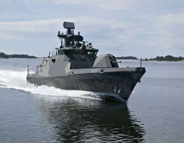 Patria signs contract for mid-life upgrade of Hamina Class fast attack craft