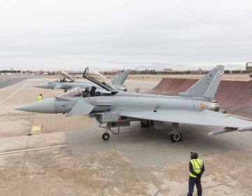Airbus delivers latest standard Eurofighter to Spanish Air Force