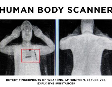 Ukraine is looking for partners to develop Human Body Scanner