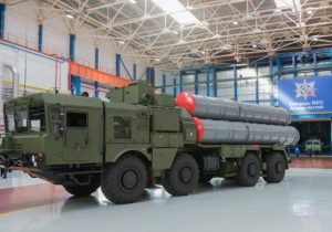 TASS: Russia begins delivering S-400 to China