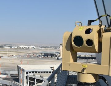 CONTROP provides advanced flight safety solutions at Israel's Ben Gurion international airport