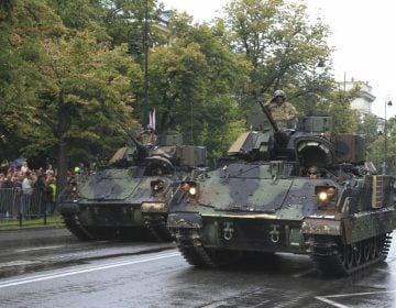USA to conduct massive military parade in Washington