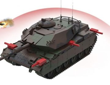Turkey to equip tanks with a new high-tech protection system