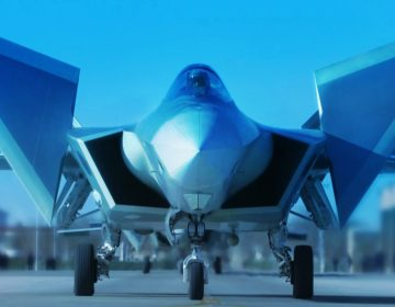 China formally commissioned J-20 'fifth-generation' multirole fighter into air force combat service