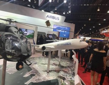 Airbus: at the heart of Asia's biggest aviation show