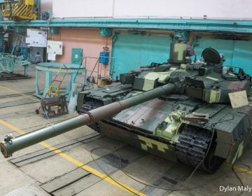 US reaches deal with Ukraine to supply one Oplot main battle tank