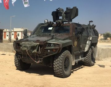 Latvia aspires to acquire new 4×4 tactical vehicles