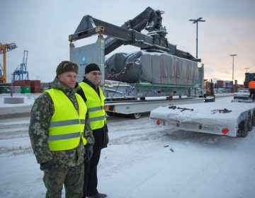 Finland receives first K9 Thunder self-propelled artillery systems