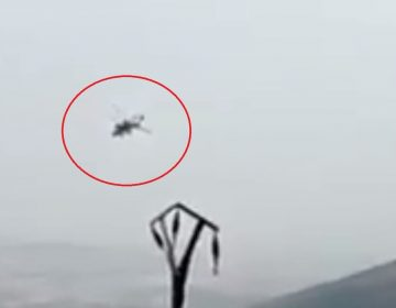 Newest Turkish attack helicopter shot down by Kurdish fire