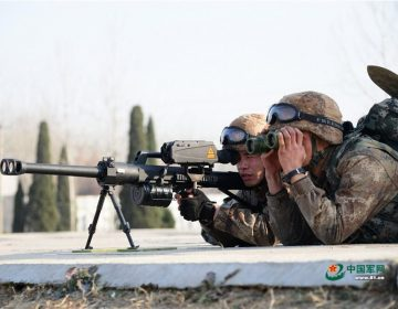 Middle Eastern customer looking to buy new Chinese 'sniper' grenade launcher