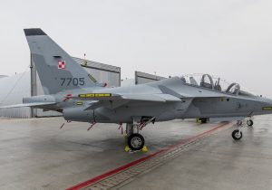 Poland starts pilot training on M-346 Master trainer aircraft