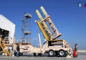 Israel conducts successful anti-missile interceptor test
