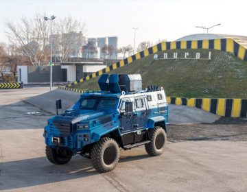 Senegal orders Ejder Yalcin 4×4 armoured vehicles