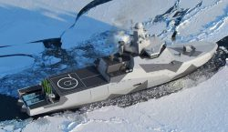 Russian Arctic patrol ship project faces postponement