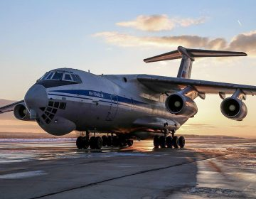 Russian Aerospace Forces receives first upgraded variant of Il-76MD military transport aircraft