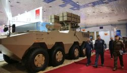 China promotes new anti-tank missile carrier for Iraqi Armed Forces
