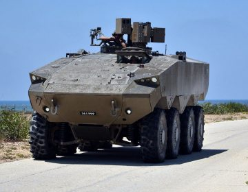 Israel to purchase hundreds of Eitan armored fighting vehicles