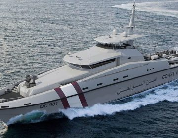 DIMDEX 2018: Qatar orders additional vessels from Turkey's Ares Shipyard