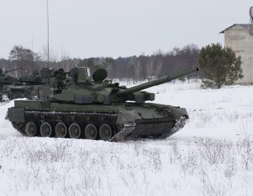 UkrOboronProm completes the supply contract of Oplot-T tanks to Thailand