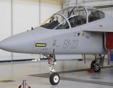 Leonardo completes deliveries of T-346A jet trainers to Italian Air Force