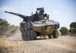 Rheinmetall set to supply the Australian Defence Force with over 200 Boxers
