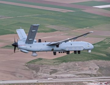 Turkey uses new signals intelligence unmanned aerial vehicles in Syria