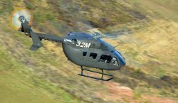 Airbus Helicopters awarded contract for 35 UH-72A Lakotas for U.S. Army