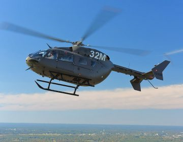 U.S. Army ordered 16 Additional UH-72A Lakota helicopters