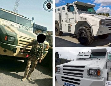 Iraq receives Gorets-M armored vehicles from Russia