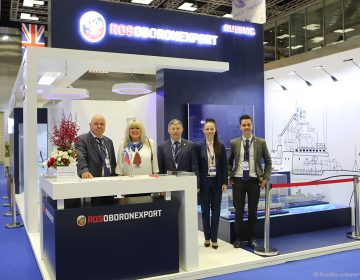 Rosoboronexport to present Russian naval armaments at DIMDEX 2018