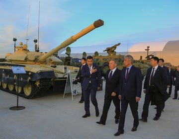 KADEX-2018 international defence exhibition will be held in Kazakhstan