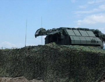 Russia deploys advanced short-range air defence missile systems in Syria